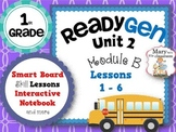 ReadyGen: Module 2B Lessons 1 to 6 - 2012 Edition