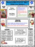 ReadyGen 2nd Grade Concept Board Poster Unit 3 mod A