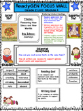 ReadyGen 2nd Grade Concept Board Poster Unit 5 mod A