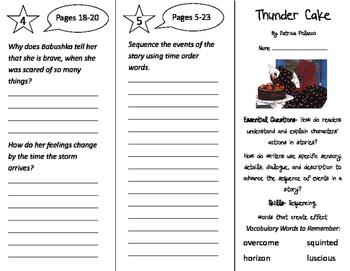 ReadyGen 3rd Grade Trifolds Bundle
