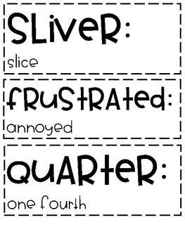 ReadyGen | 3rd Grade Unit 1 Module B Vocabulary