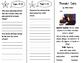 ReadyGen 3rd Grade Unit 1 Trifolds Bundle