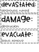 ReadyGen   3rd Grade Unit 3 Module B Vocabulary