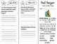 ReadyGen 3rd Grade Unit 3 Trifolds Bundle
