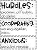 ReadyGen | 3rd Grade Unit 4 Module B Vocabulary