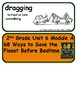 ReadyGen 68 Ways to Save the Planet Before Bedtime Vocabulary 2nd Grade Unit 6