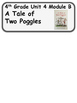 ReadyGen A Tale of Two Poggles Vocabulary 4th Grade Unit 4 Module B