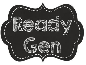 ReadyGen Concept Board / Focus Wall Signs