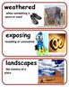 ReadyGen Erosion Vocabulary 4th Grade Unit 3 Module A