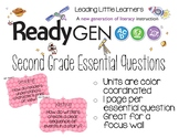 ReadyGen Essential Questions-Second Grade