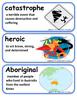 ReadyGen Explorers: Triumphs and Troubles Vocabulary 5th Grade Unit 4