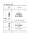 ReadyGen First Grade Foundational Skills Pacing Guide