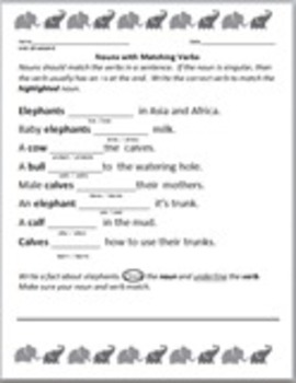 ReadyGen First Grade Unit 1B Worksheets for Lessons 6-12