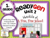 ReadyGen: Module 2A - 2014 Teachers Edition