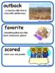 ReadyGen Friends Around the World Vocabulary 2nd Grade Unit 1