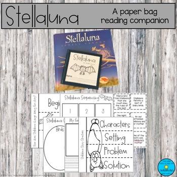 ReadyGen Grade 1 Stellaluna Paper Bag Reading Companion