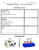 ReadyGen Grade 1 Unit 2 Mod B GRAPHIC ORGANIZERS (with EXT