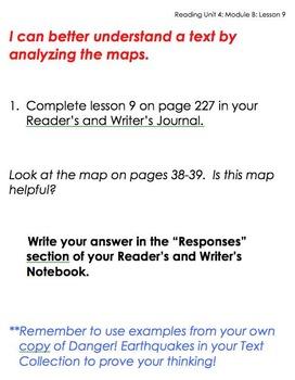 ReadyGen Grade 2 Unit 4B Lesson Plans WORKSHOP MODEL with DIFFERENTIATION