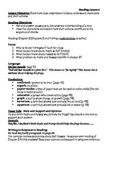 ReadyGen Grade 3 Gasping Garbage Student Notebook