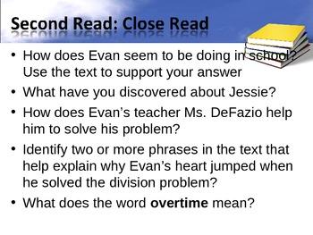 ReadyGen Grade 3 Unit 1 Module A Lesson 1-5 (powerpoint)