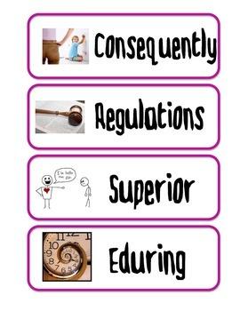 ReadyGen Grade 4 Unit 2 Domain Specific Vocabulary Birchbark House, Hiawatha