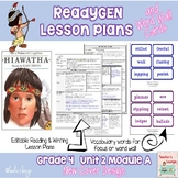 ReadyGen 2014-15 Lesson Plans Unit 2 Module A -Word Wall C