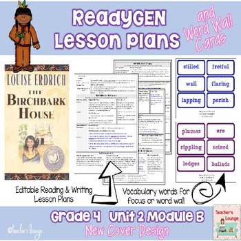 ReadyGen 2014-15 Lesson Plans Unit 2 Module B -Word Wall C