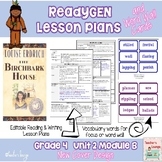 ReadyGen 2014-15 Lesson Plans Unit 2 Module B -Word Wall C