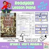ReadyGen Lesson Plans Unit 4 Module A  - Word Wall Cards - EDITABLE -Grade 2