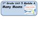 ReadyGen Many Moons Vocabulary 1st Grade Unit 5 Module A