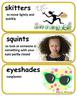 ReadyGen Messenger, Messenger Vocabulary Kindergarten Unit 6 Module B