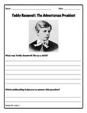 ReadyGen, Module 3A, Theodore Roosevelt The Adventurous President