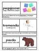 ReadyGen Module P Unit 1 Benchmark Vocabulary in Spanish