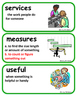 ReadyGen Money Matters! Vocabulary 2nd Grade Unit 2 Module B