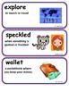 ReadyGen On the Town: A Community Adventure Vocab Kindergarten Unit 6 Module A