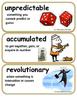 ReadyGen Our Mysterious Universe Vocabulary 5th Grade Unit 3 Module B