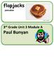 ReadyGen Paul Bunyan Vocabulary 3rd Grade Unit 3 Module A