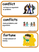 ReadyGen Pioneers to the West Vocabulary 2nd Grade Unit 5 Module B