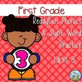 ReadyGen (Ready Gen) Phonics Unit 3 First Grade 2016