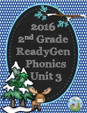 ReadyGen (Ready Gen) Phonics Unit 3, 2nd Grade 2016 Version