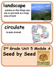 ReadyGen Seed by Seed Vocabulary 2nd Grade Unit 5 Module A