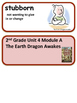 ReadyGen The Earth Dragon Awakes Vocabulary 2nd Grade Unit