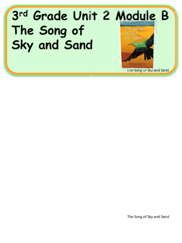 ReadyGen The Song of Sky and Sand