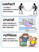 ReadyGen The World Made New Vocabulary 5th Grade Unit 4 Module B