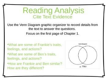 ReadyGen Unit 1 Module A - EDITABLE PowerPoint Lessons - Grade 5