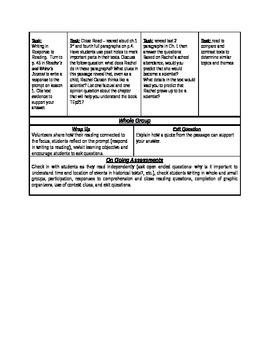 ReadyGen  Unit 1 Module B grade 5  lessons 1-18