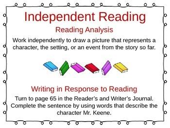 ReadyGen Unit 2 Module A - EDITABLE PowerPoint Lessons - Grade 1