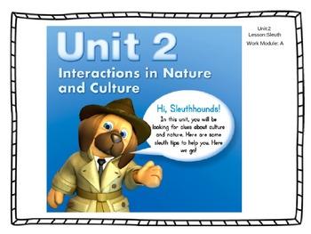 ReadyGen Unit 2 - Module A - Lesson 3 - Sleuth