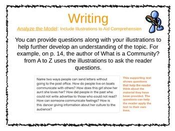 ReadyGen Unit 2 Module B - EDITABLE PowerPoint Lessons - Grade 3