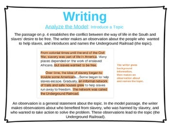 ReadyGen Unit 2 Module B - EDITABLE PowerPoint Lessons - Grade 5